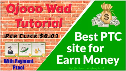 Highest Paying PTC Site for Earn Money By Viewing Ads